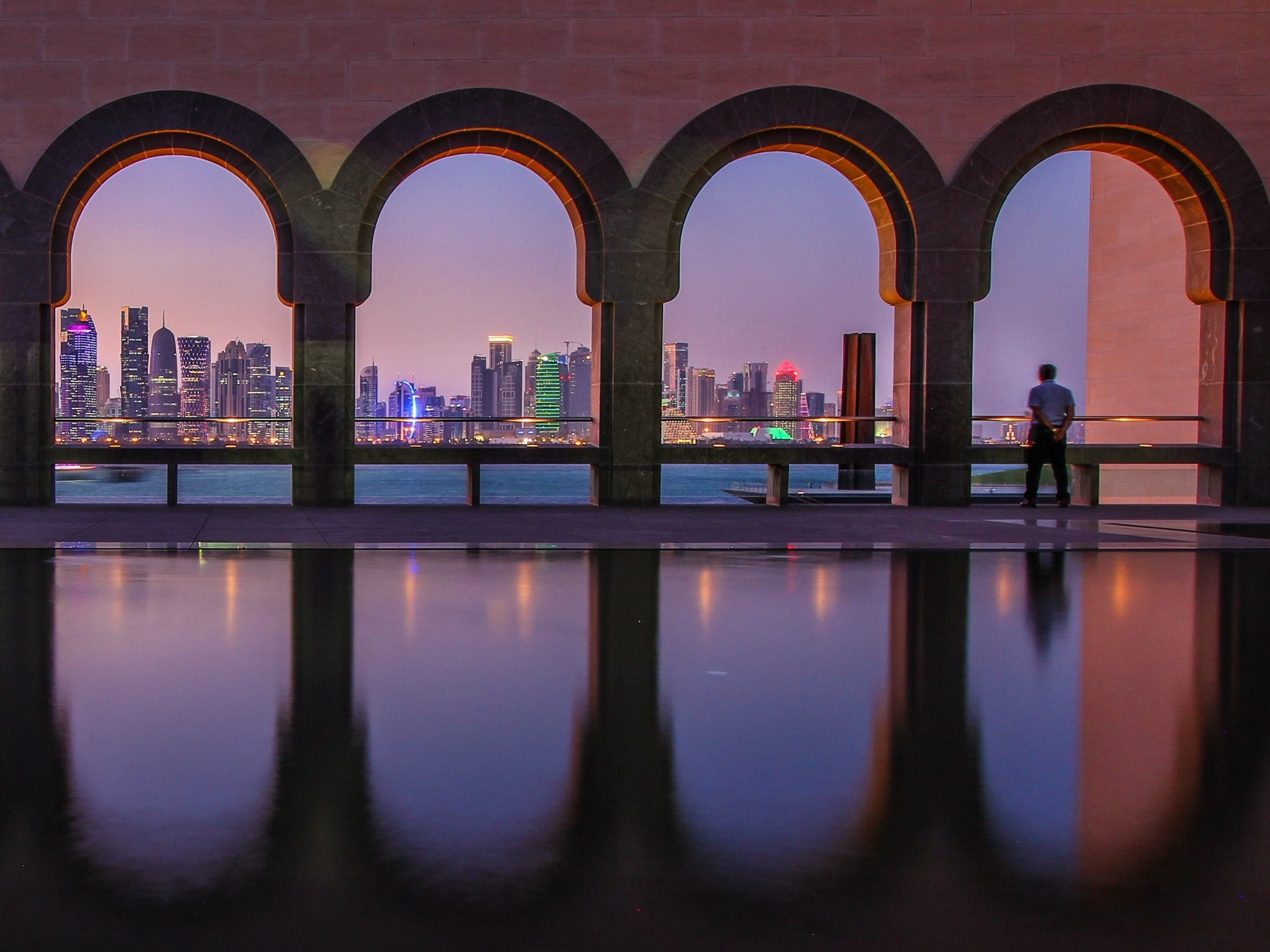 doha qatar business travel