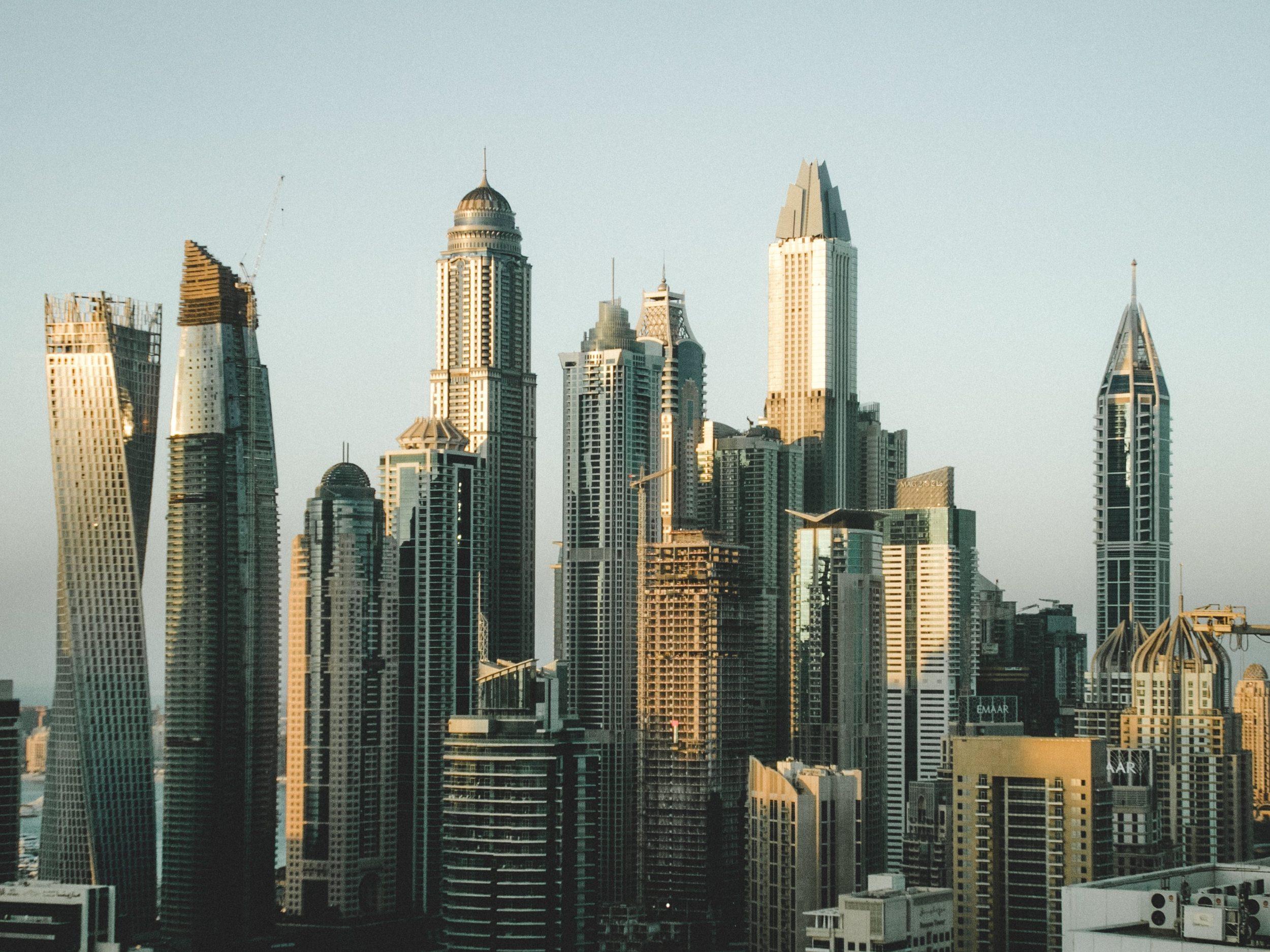 dubai middle east business travel