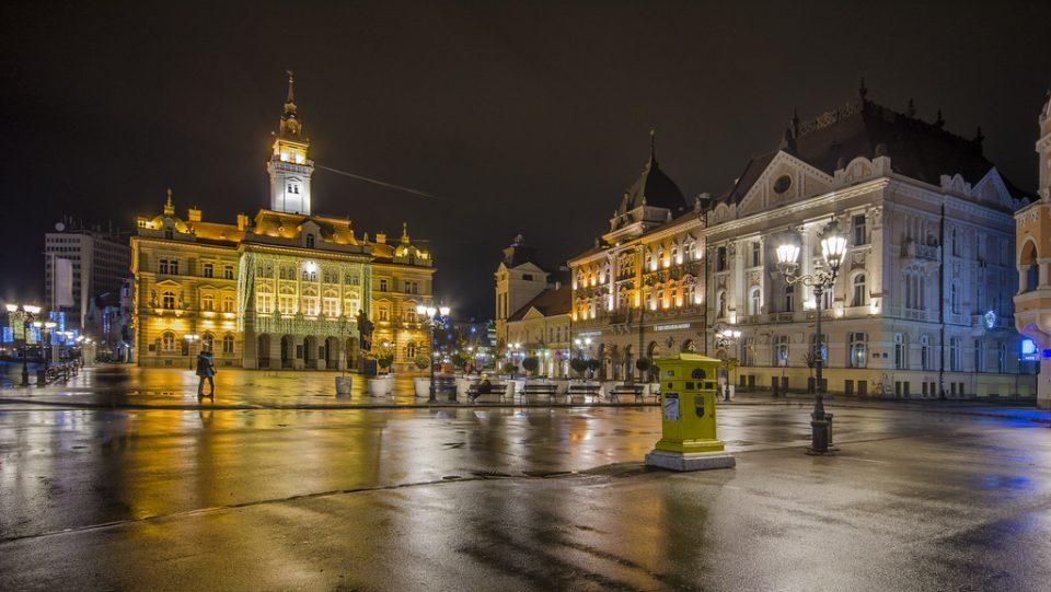 novi sad city center